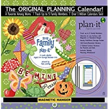 Wells Street by Lang WSBL Family 2018 Plan-It Plus Academic Wall Calendar (18997009162)