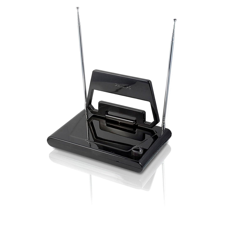 Philips SDV1125T Indoor Passive HDTV/UHF/VHF/FM Digital TV Antenna LYSB007LNSU7E-ELECTRNCS