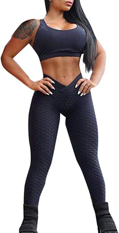 Donna vita alta yoga leggings beautyjourney leggings donna 3//4 fitness eleganti vita alta push up pantaloni pantaloni yoga da donna leggins sportivi donna invernali fitness tumblr running Donna