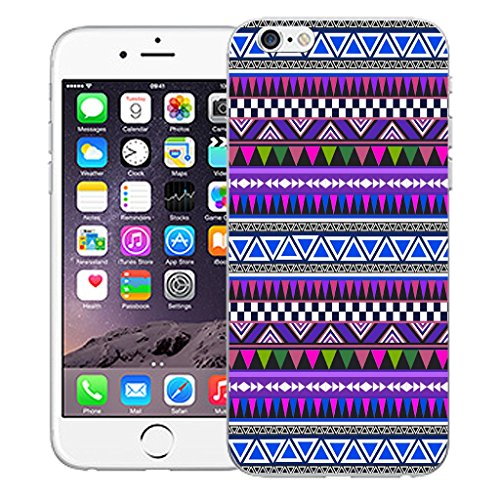 "Mobile Case Mate iPhone 6 Plus 5.5"" Silicone Coque couverture case cover Pare-chocs + STYLET - Mexican pattern (SILICON)"