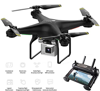 TYUE Mini Drone con altitud Hold y Modo Headless 2.4 GHz 4-Axis ...