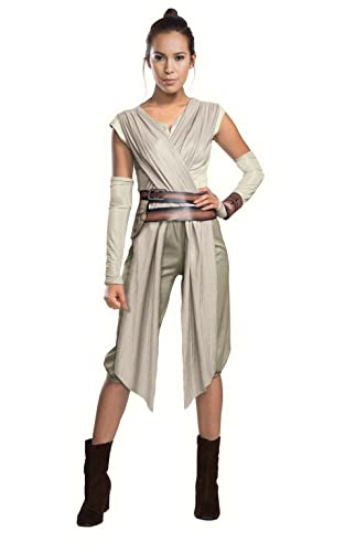 Star Wars The Force Awakens Adult Rey Halloween Costume