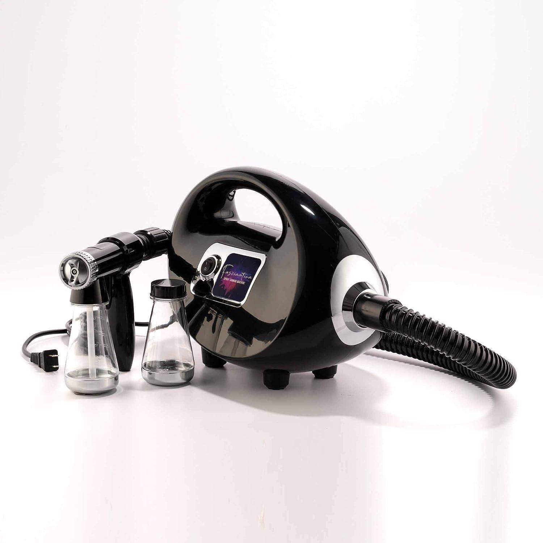 Black Fascination FX Spray Tanning Machine System