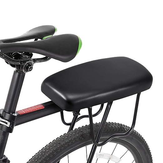 L-Yune, 36.5 * 17.5 * 3.5cm /14.3*6.8*1.4inch Bicicleta Sillín ...
