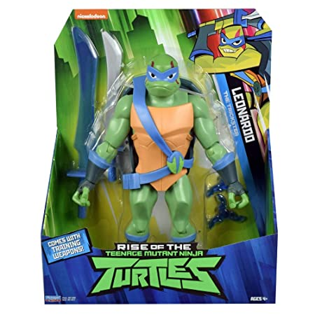 Amazon.com: Teenage Mutant Ninja Turtles The Rise of The ...