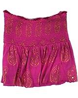 Ralph Lauren Denim & Supply Women's Smocked Jersey Top Sz L