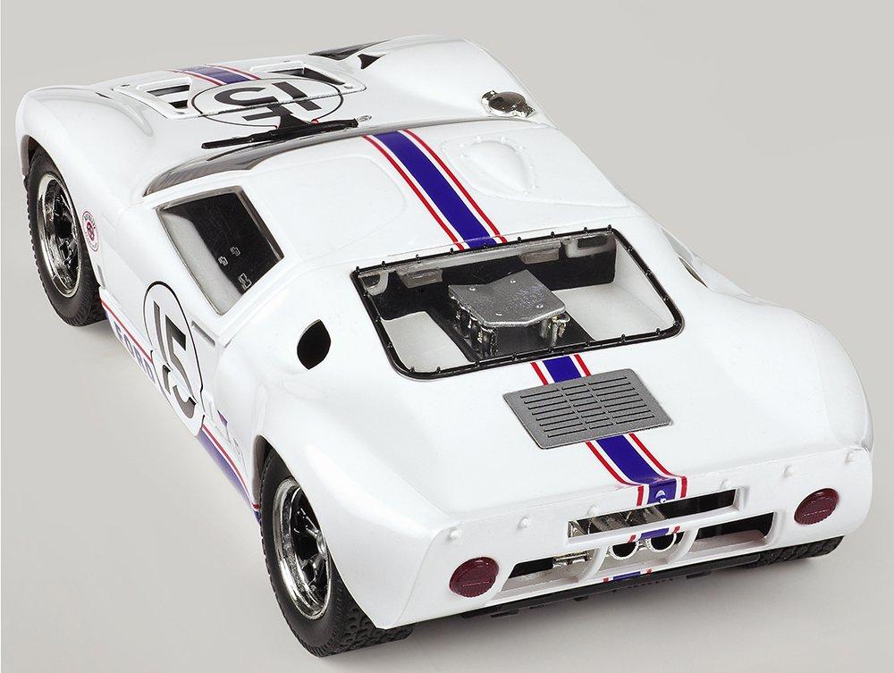 15/ Super Slot Ford GT40/Car of France No Hornby S3315