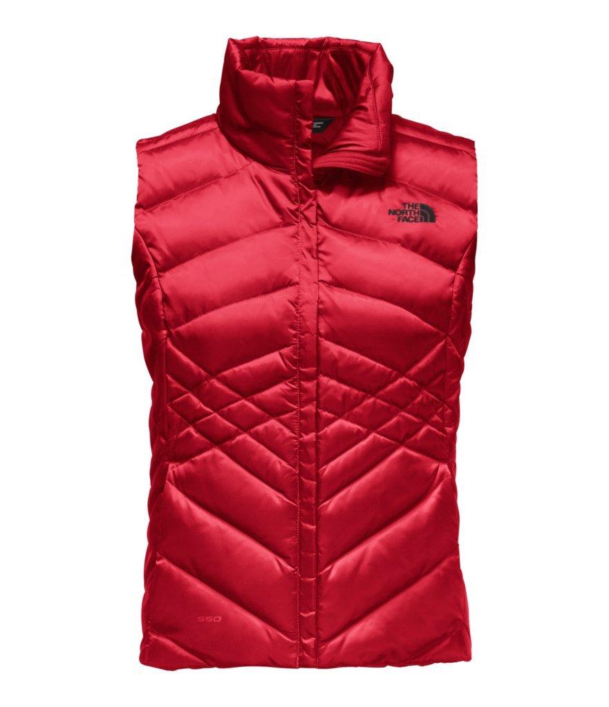 The North Face Women's Aconcagua Vest - TNF Red - L (Past Season)