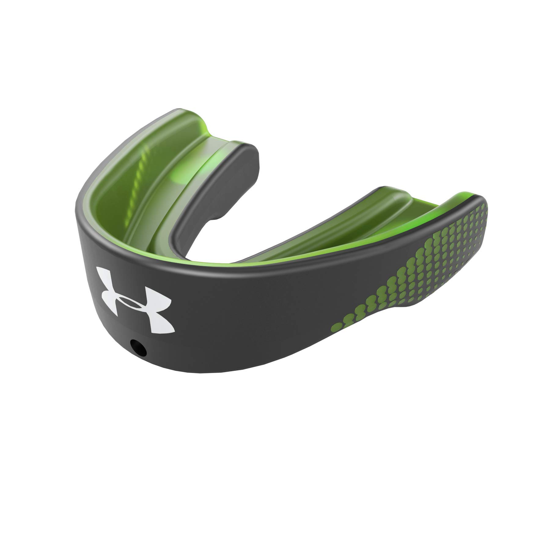 Gameday Armour Mouthguard Flavor -Youth-BLK Lemon Lime,,OSFA