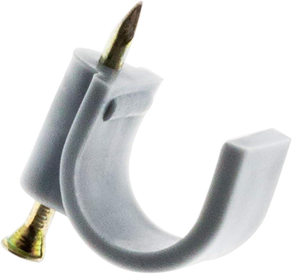 Forgefix C30GB212 2,5 kg Bolsa de clavos con punta de gancho