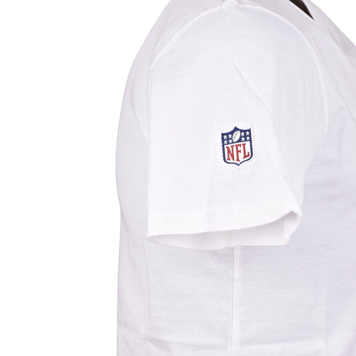 New Era Herren New York Jets T-Shirt Wei/ß XX-Large