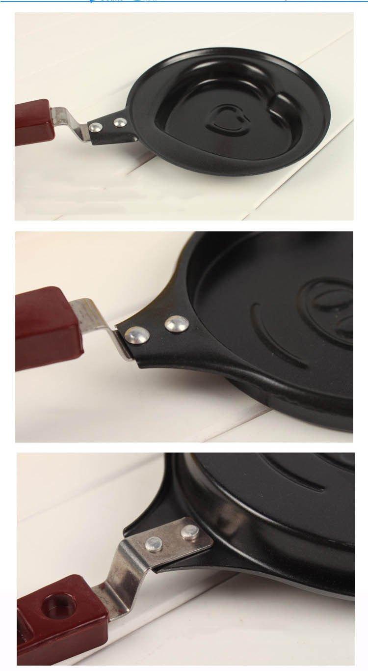 Unpre(TM) Fashion Egg Frying Pancakes Kitchen Pan with Stick Housewares Mini Pot DIY ping by Unpre (Image #1)