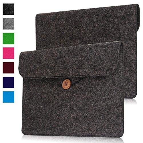 Slim Fit Wool Sleeve for Amazon Kindle Oasis 6