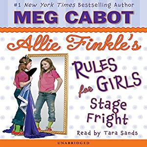 Stage Fright Audiobook