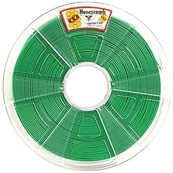 Honeycomb Drone ABS Filament, 1.75-mm Diameter, 3-lb. Spool, Green