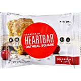 Corazonas Foods Oatmeal Squares Cranberry Flax -- 1.76 oz
