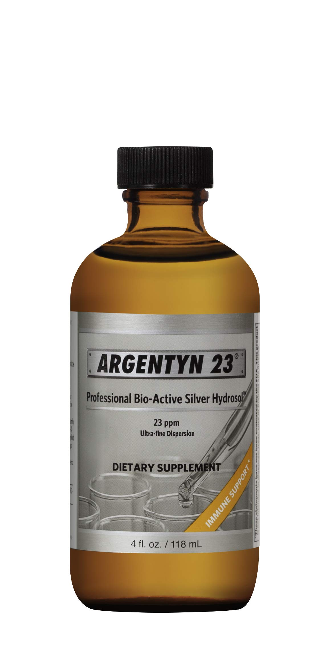 Natural-Immunogenics Corp. - Argentyn 23 4oz/120ml by Natural Immunogenics