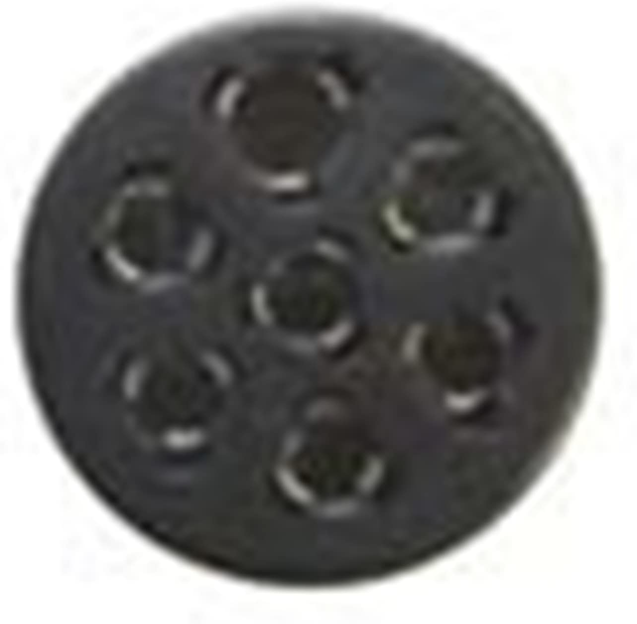 Hopkins 47445 7 Pin Round to 6 Pole Round Adapter