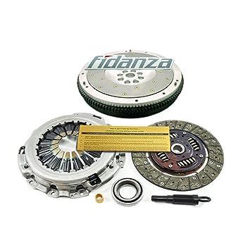 exedy embrague Pro-Kit + Fidanza volante para Nissan 350Z Infiniti G35 3.5L vq35de: Amazon.es: Coche y moto