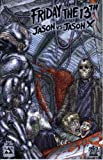Friday the 13th Jason Vs. Jason X No 1 Wraparound cover