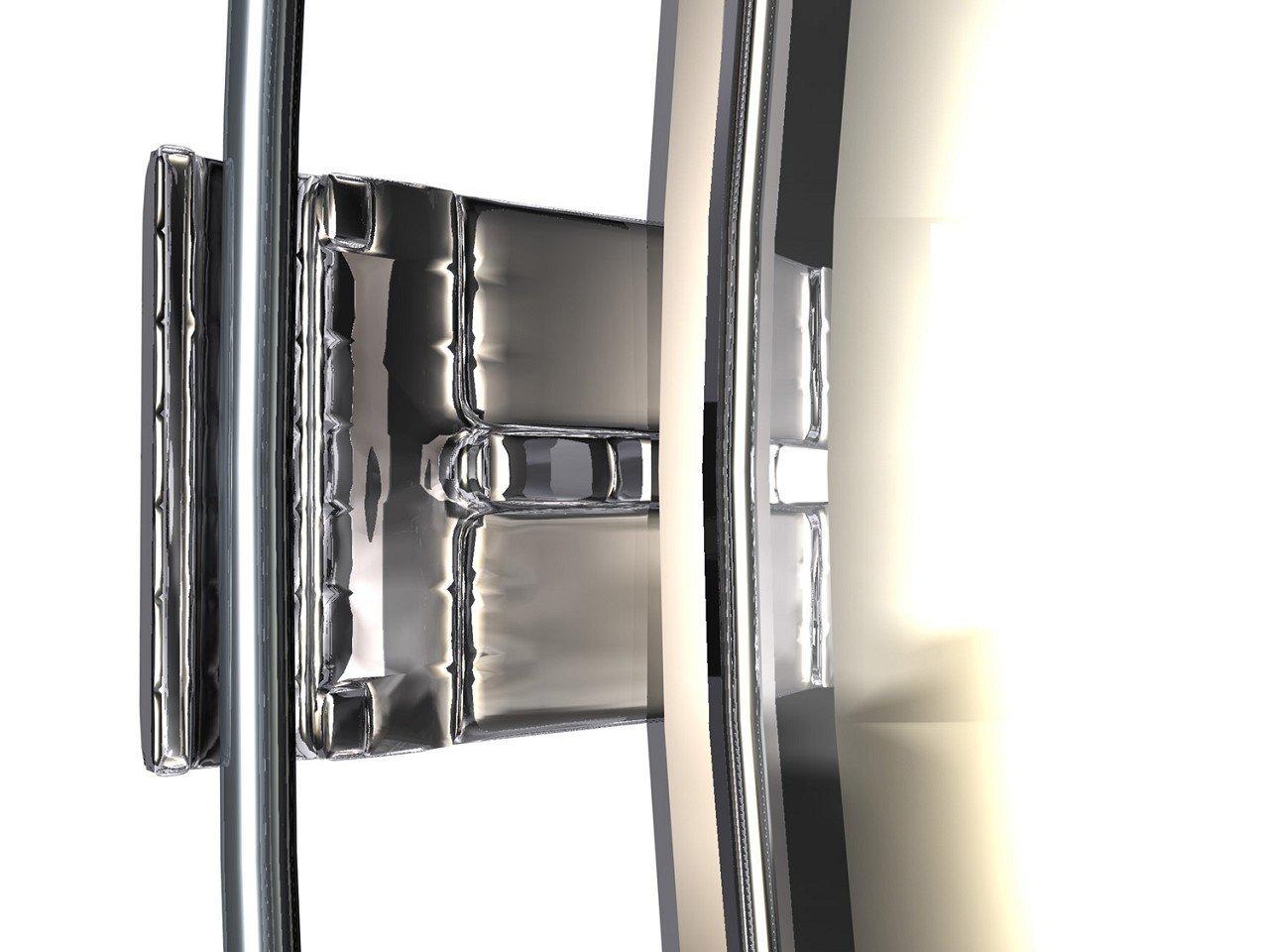 Radzierblendenset . 6 St/ück chrom 16 Zoll universell passendes Set Wohnmobile PKW Transporter 16 Zoll