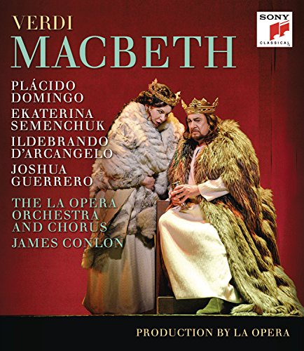 Verdi: Macbeth [Blu-ray] -