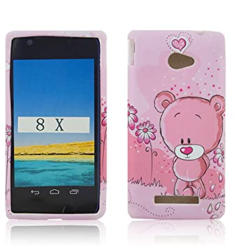thematys® - Funda para smartphone HTC, HTC Windows Phone 8X ...