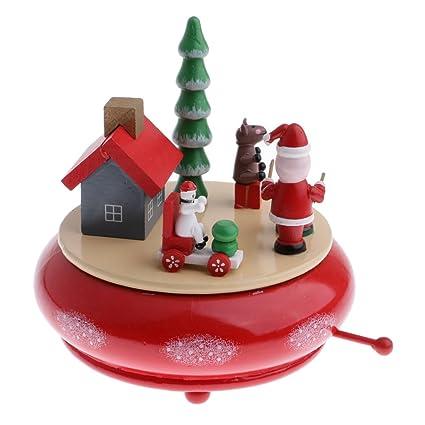 Wandglocke mit Hirsch Türglöckchen mit Rotwildmotiv Glocke fürs Gartenhaus