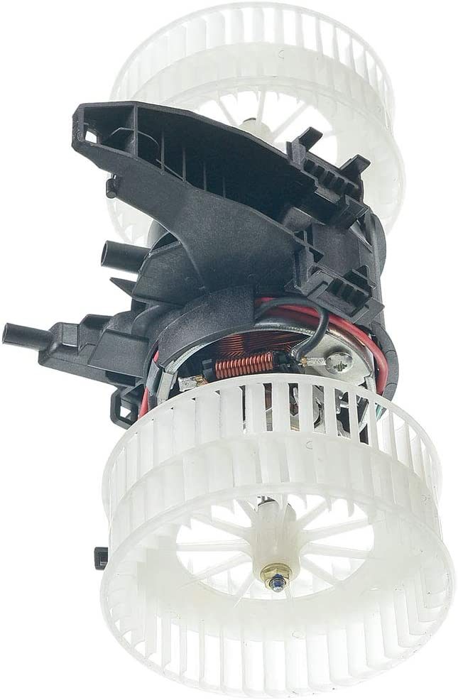 A-Premium Heater Blower Motor with Fan Cage for BMW E60 E61 525i 528i 530i 535i 545i 550i 650i M5 M6