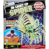 Boy Craft Build and Display 3D Light Up Spider