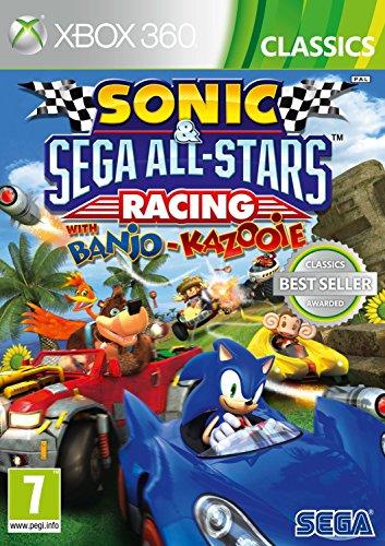 Sonic and SEGA All-Stars Racing (Xbox 360) (Sonic All Racing Sega Star And)