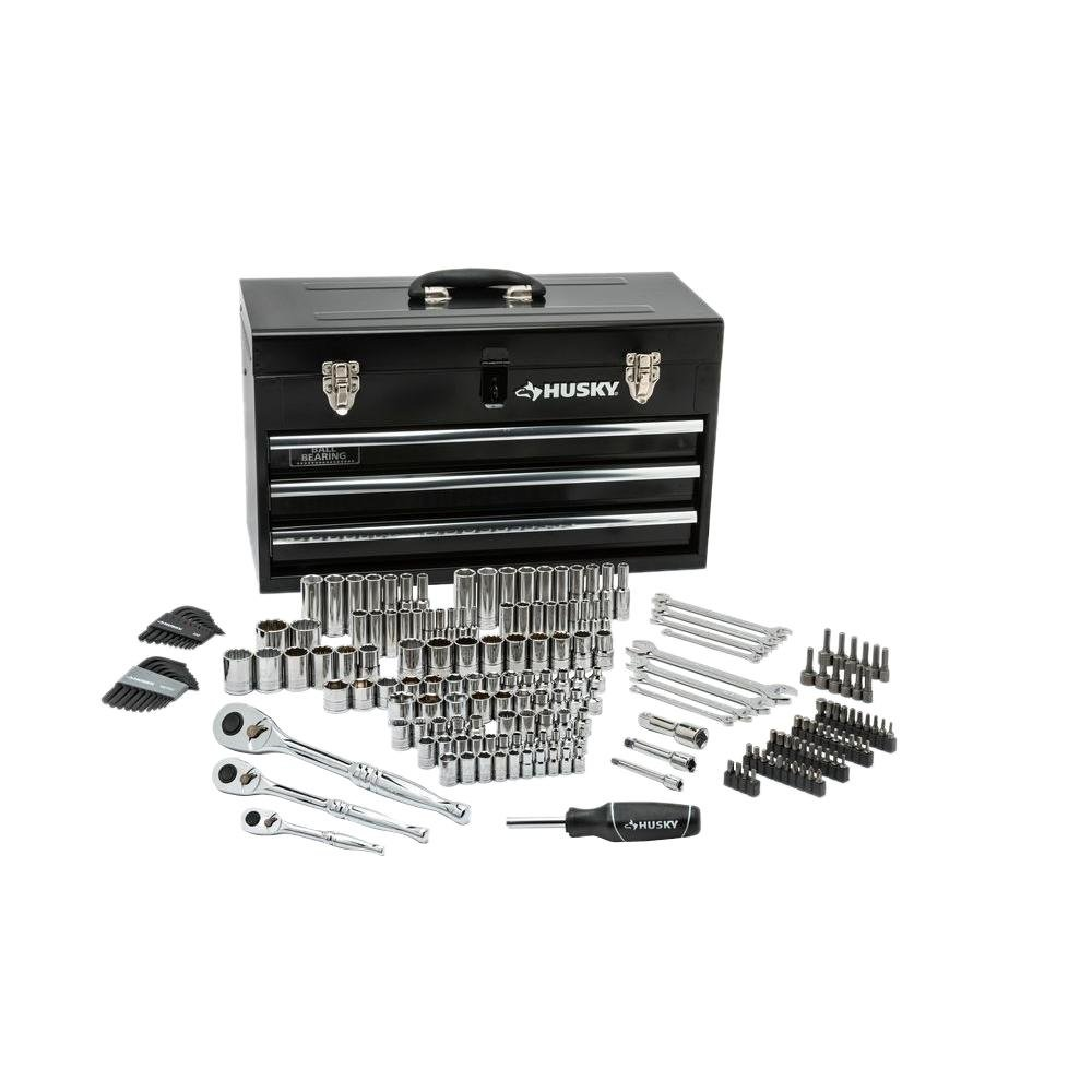 4. Husky Mechanics Tool Box