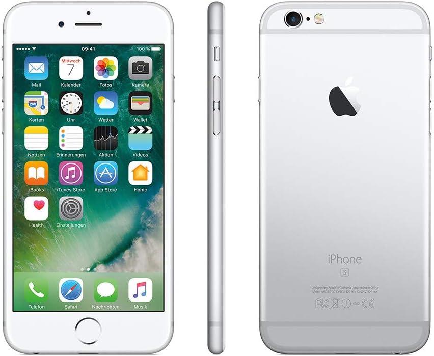 Apple iPhone 6s 16GB Gris Espacial (Reacondicionado): Amazon.es ...