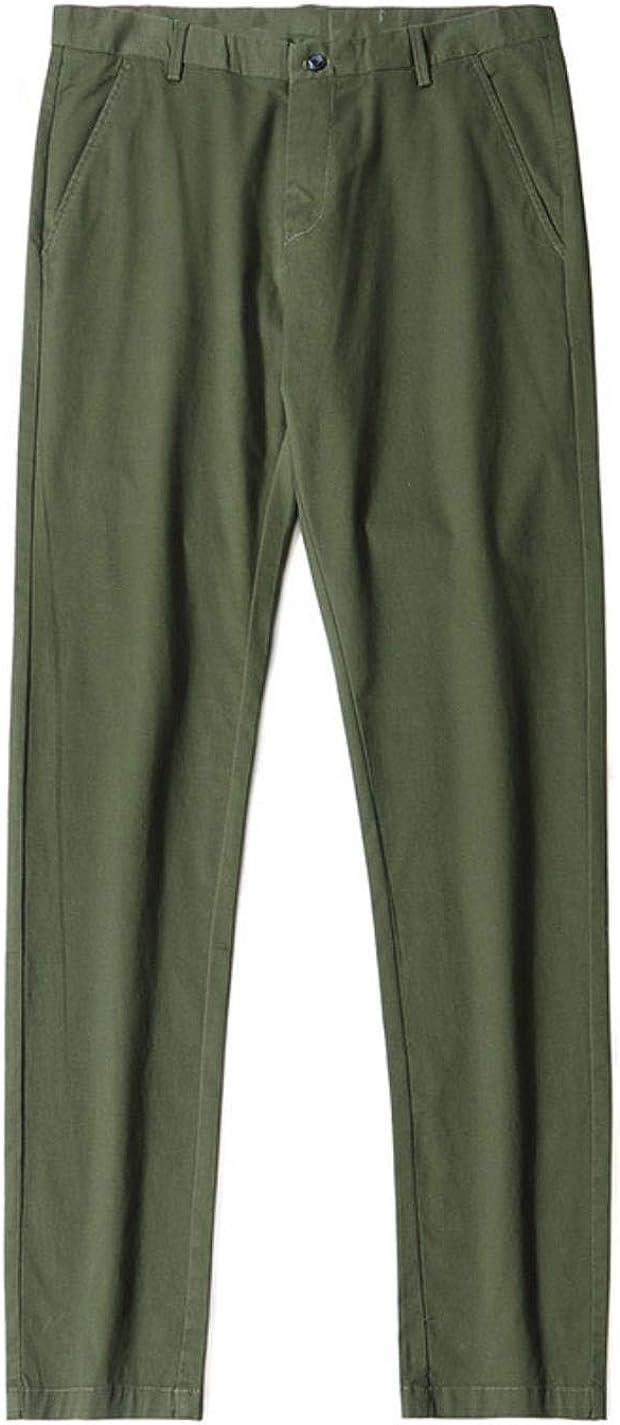 UiVily Mens Big Size 8XL 6XLCotton Big Size Plus Size Pants