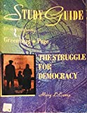 The Struggle for Democracy 9780065013993