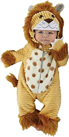 37044fe1e73ef Amazon.com  Safari Lion Baby Infant Costume - Newborn Medium  Clothing