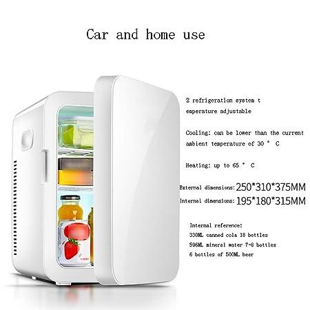 Xyanzi Frigoríficos Mini Refrigerador Eléctrico Y Calentador ...