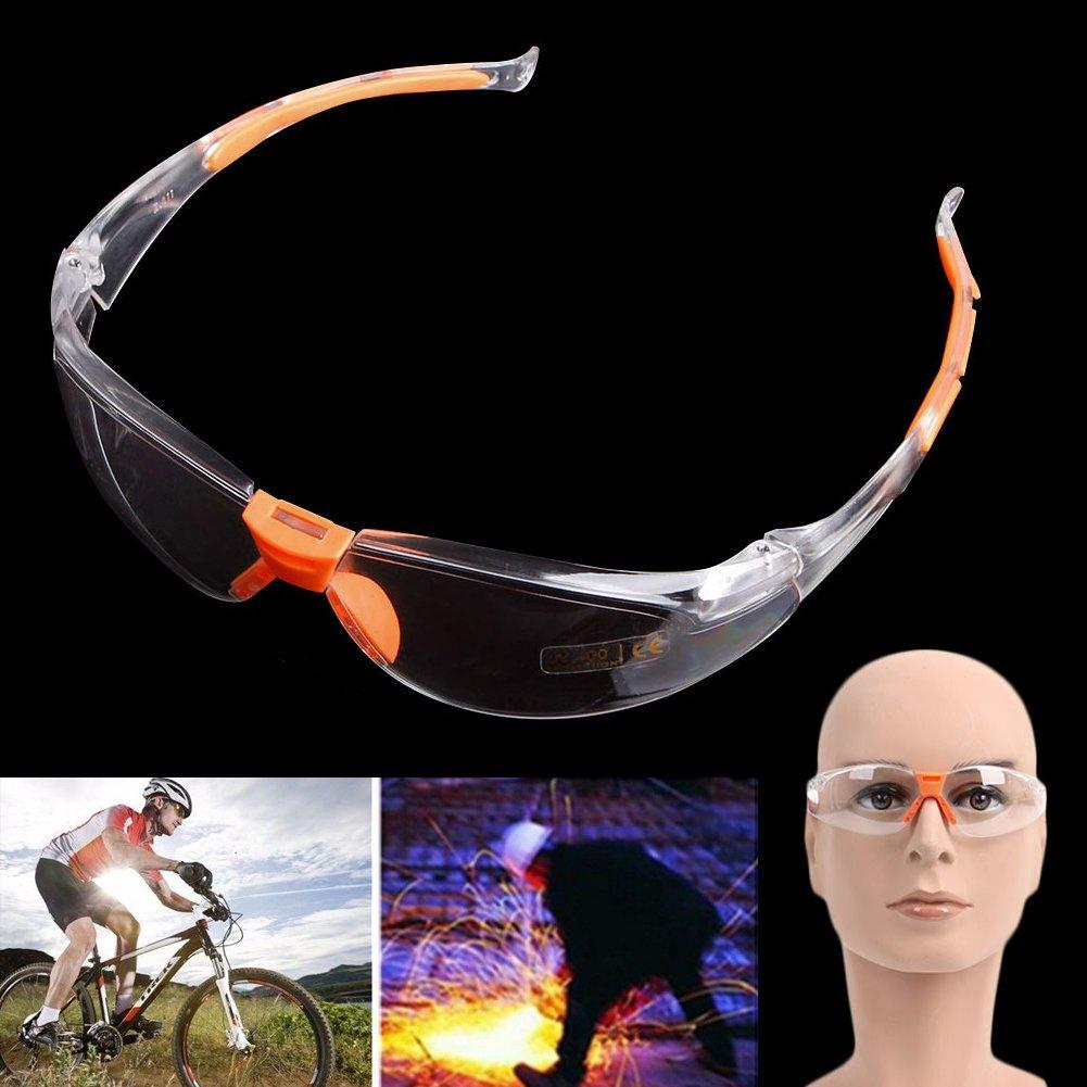 Weishazi Augenschutz Antibeschlag-Schutzbrille f/ür Labor Outdoor-Arbeit