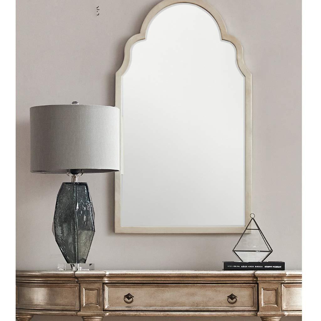 Amazon.com: Mirrors - Albornoz de pared con arco dorado ...