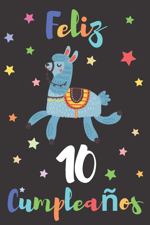 Amazon.com: Feliz 10 Cumpleaños: Regalo para Niños o Niñas ...