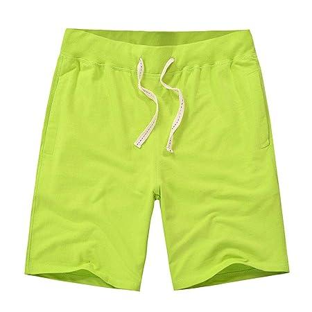 Fablcrew Pantalones cortos para hombre, baloncesto, running ...