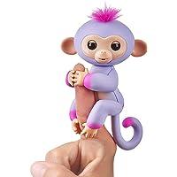 PATPAT® Plastic Baby Monkey Interactive Finger Puppet (Multicolour)