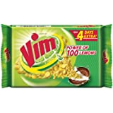 Vim Dishwash Bar - 200 g (Pack of 3)