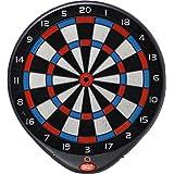 Darts Connect Online Electronic Dartboard (Black)