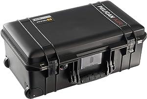 Pelican Air 1535 Case With Foam (Black), Model:015350-0001-110