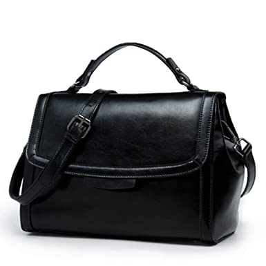 5ce0cedd8c Leather Look V-Shape Shoulder Sac à Main Design élégant Top Handle Mode  Sacs à