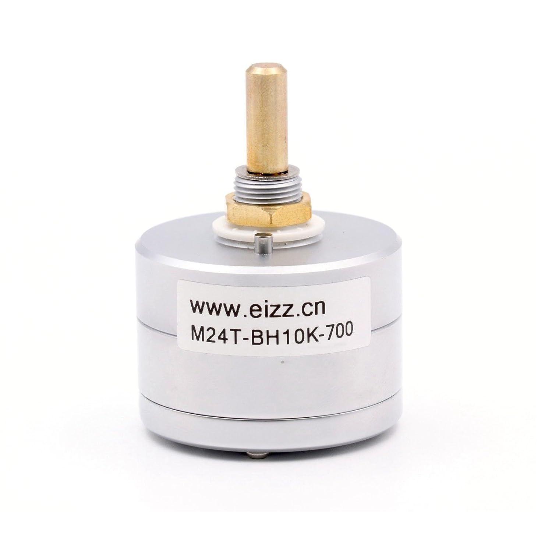Eizz 10k 24 Step Mono Attenuator Volume Potentiometer Potensio 250k Audio Hifi Amplifier Home Theater