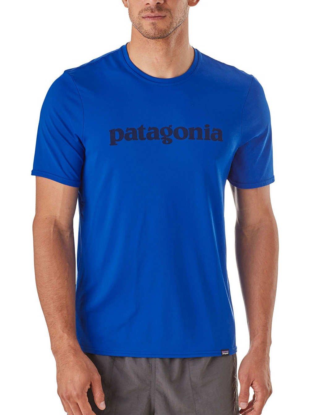 パタゴニア M's Cap Daily Graphic T-Shirt