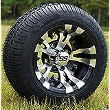 Amazon.com: Golf Cart - Tire & Wheel emblies: Automotive on