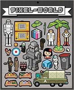 Pixel World: Pixel Cities/pixel People/pixel Objects/pixel Arts Epub Descargar Gratis